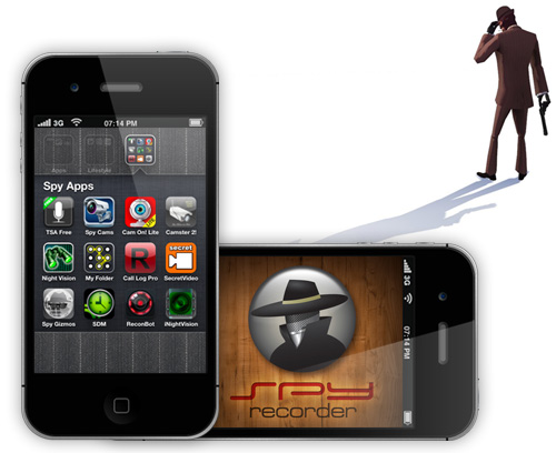 spy app for my wifes phone